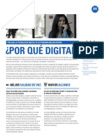 ¿POR QUÉ DIGITAL?
