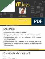 Web automation - Selenium tips - Vasile Pop