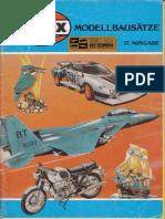 Catálogo - Airfix - Modellbausätze 17