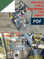 PRACTICAS MOTOBOMBA