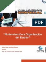 Curso Modernización 2016 Chiclayo