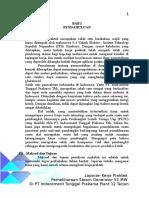 Laporan KP Pemeliharaan Fix