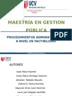 SISTEMA NACIONAL DE INVERSIÓN PUBLICA