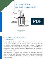 Unidad No.2 Capa de Elmonts Reactores Electroquímicas
