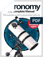 Astronomy the Complete Manual 2016