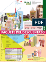 Catálogos de Premios Zelsa El Salvador Ciclo 102015