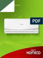 Catálogo de Condicionadores de Ar