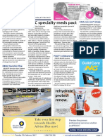 Pharmacy Daily for Tue 07 Feb 2017 - TWC specialty meds pact, ACP urges new approach, CMA ceo can't sleep, Guild Update and much more