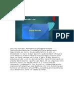 Resumen Del Curso Comunicaciones Digitales