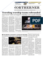 Northerner - Vol. 58 Issue 4