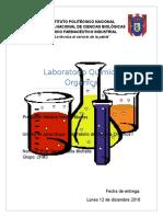 Laboratorio Química Orgánica