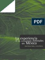 Bray and Merino-La Experiencia de las comunidades forestales en México