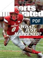 Sports Illustrated - September 26, 2016