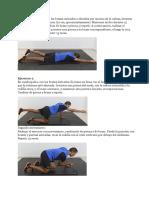 Exercicios Dores de Costas