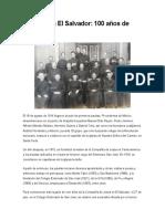 Jesuitas en El Salvador