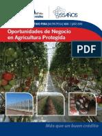 007 - Oportunidades de Negocio en Agricultura Protegida