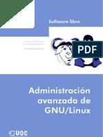 Administracion Avanzada de GNU Linux