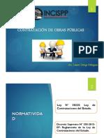 Ejecución Contractual - Obras