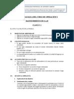 Guia Pedagogica Del Curso de Op. y Mant.