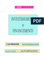 Choix Financement 2014
