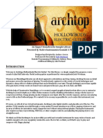 Archtop Manual