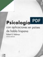 Psicología con aplicaciones países de habla hispana, Robert S. Feldman