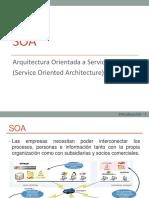 arquitectura orientada a los servicios - soa  2
