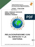 C. Sociales 6  (Libro)