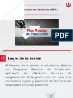 plan maestro de produccion upc