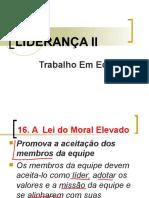 . Downloads 17 Leis Trabalho Em Equipe Aula 10 662