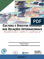 Cultura e Direitos Humanos Volume 1 eBook