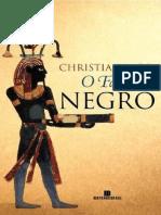 O Farao Negro - Christian Jacq