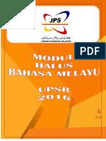 MODUL BAHASA MELAYU UPSR 2016.pdf