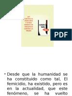 FEMICIDIO FORENSE PRSET.pptx
