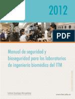 MGL 007 Manual de Seguridad y Bioseguridad Para Los Laboratorios de Biom..