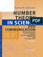 Number Theory in Science and Communication; Schroeder.pdf