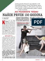 150 godina pozorišta u Tešnju