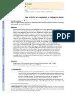 Robertis 2009 Mechanisms of Development