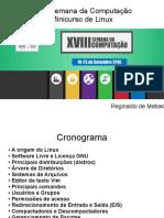 Minicurso Linux