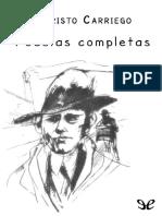 Poesias Completas - Evaristo Carriego