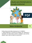 Apresentação Educação Ambiental PDF