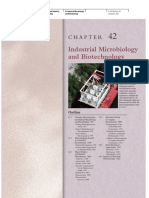 Industrial Microbiology and Biotechnology