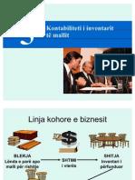 KONTABILITET -Inventari i Mallit