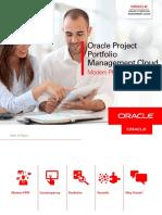 Oracle Project Portfolio Management Cloud eBook