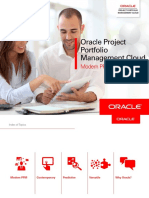 Oracle Project Portfolio Management Cloud eBook
