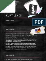 Kurt Lewin. Vida y Obra