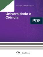 Universidade e Ciência