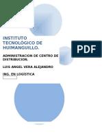 Administracion de Dentro de Distribucion UNIDAD 1