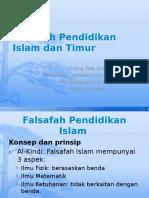 3 Falsafah Pendidikan Islam Dan Timur