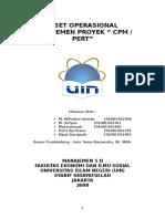 Kelompok 3 Project Manajemen CPM